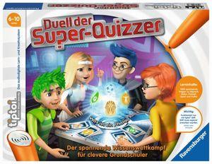 Tiptoi - Duell der Super-Quizzer