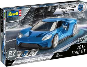 Revell Easy Click 07678 - Ford GT - Bausatz