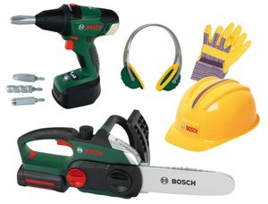 Bosch Arbeiter Set - Construction