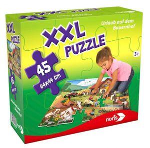 XXL Puzzle - Urlaub auf dem Bauernhof - Noris
