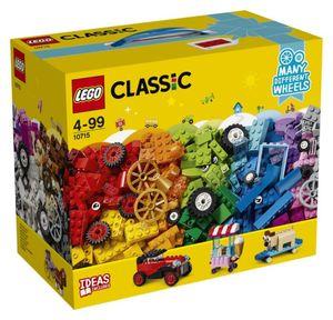 LEGO® Classic 10715 -Kreativ-Bauset Fahrzeuge