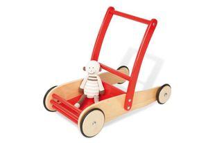 Holz Lauflernwagen - Uli - Pinolino