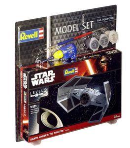 Revell, Model Set - Darth Vader's TIE Fighter - 63602
