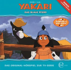 CD - Yakari - Das blaue Pferd - Folge 27