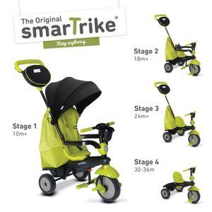 Smart Trike Kinderdreirad mit Dach - Swing DLX - grün