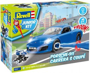 Revell Junior Kit 00821 - Porsche 911 Carrera S - Bausatz