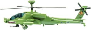 Modellbausatz - Apache Hubschrauber - Quickbuild