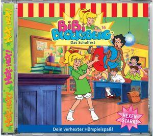 CD Bibi Blocksberg - Das Schulfest - Folge 16