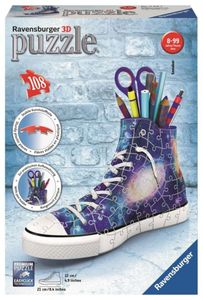 3D Puzzle - Sneaker Galaxy Design - 108 Teile