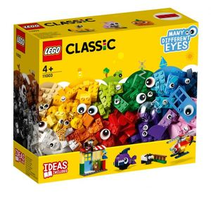 LEGO® Classic 11003 - LEGO Bausteine - Witzige Figuren