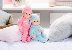 My Little Baby Annabell® - 1 Annabell Puppe - ca. 36 cm - rosa