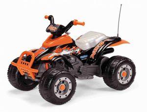 Elektro Quad 12V - Corral T-Rex - schwarz/orange