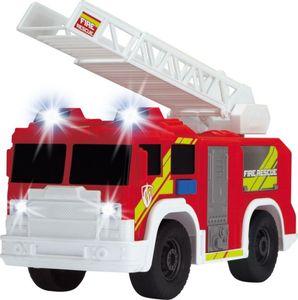 Dickie - Feuerwehrfahrzeug mit ausziehbarer Leiter