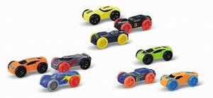 Nerf Nitro Soft Racer - 3er Pack