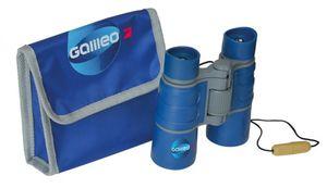 Galileo Fernglas mit Tasche