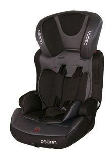 Osann - Auto-Kindersitz - Lupo Plus - Negro - Gruppe 1/2/3