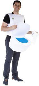 Kostüm - Toilette - für Erwachsene