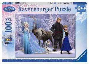 Puzzle - Die Eiskönigin - Im Reich der Schneekönigin - 100 XXL Teile