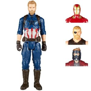 Avengers Titan Hero Power FX Movie A Figur - 1 Stück