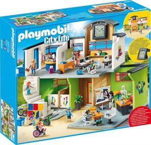 PLAYMOBIL® 9453 - Große Schule mit Einrichtung - Playmobil City Life