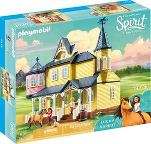PLAYMOBIL® 9475 - Luckys glückliches Zuhause - Playmobil Spirit