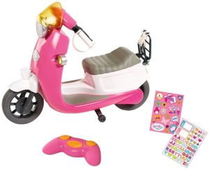 Baby Born - Play & Fun - RC City Scooter