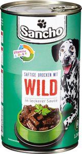 Sancho Hundenahrung Wild 1240 g