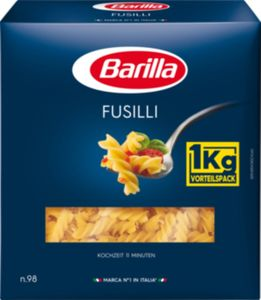 Barilla Fusilli 1000g