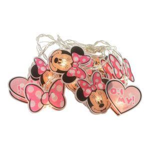 Kinder Leuchte - Lichterkette, Minnie Mouse