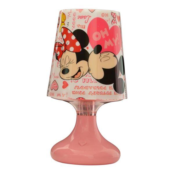 Kinder Leuchte - Tischleuchte, Minnie Mouse