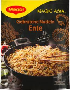 Maggi Magic Asia Gebratene Nudeln mit Ente, 119 g