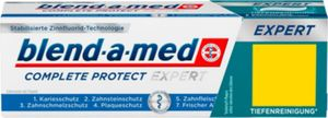 blend-a-med Zahncreme Complete ProtectExpert Tiefenreinigung 75ml