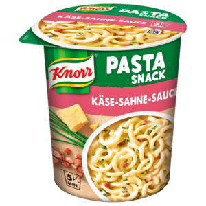 Knorr Pasta Snack Käse-Sahne Sauce