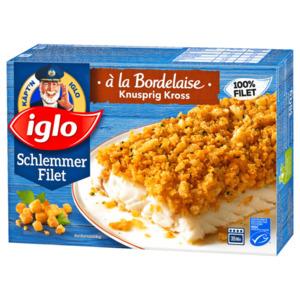 Iglo Schlemmer-Filet á la Bordelaise
