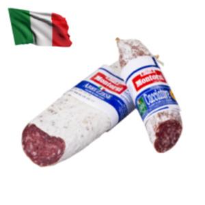 Montorsi Original Italienische Cacciatore- oder Abruzzese-Salami