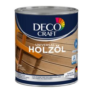 DECO CRAFT     Universal Holzöl