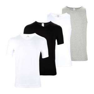 ENRICO MORI     Modal-Unterhemd