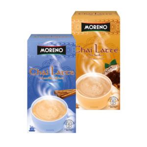 MORENO     Chai Latte