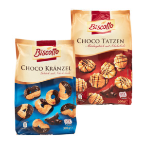 BISCOTTO     Choco Gebäck