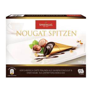 Sprengel Nougat Spitzen