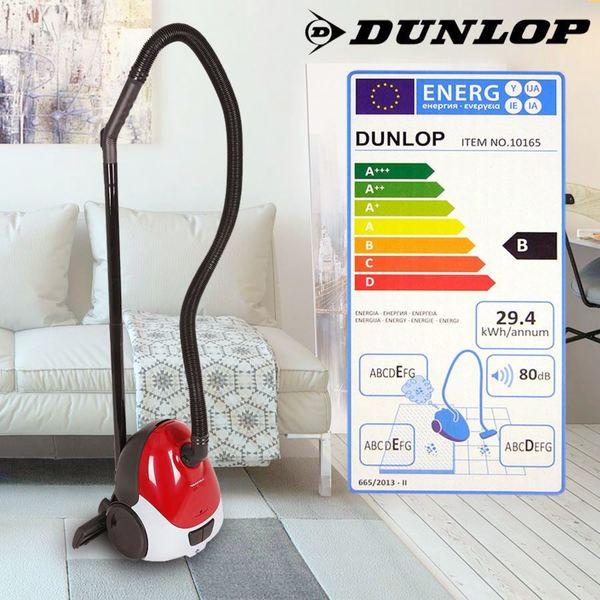 Dunlop Beutel-Staubsauger VCH3002D-GS