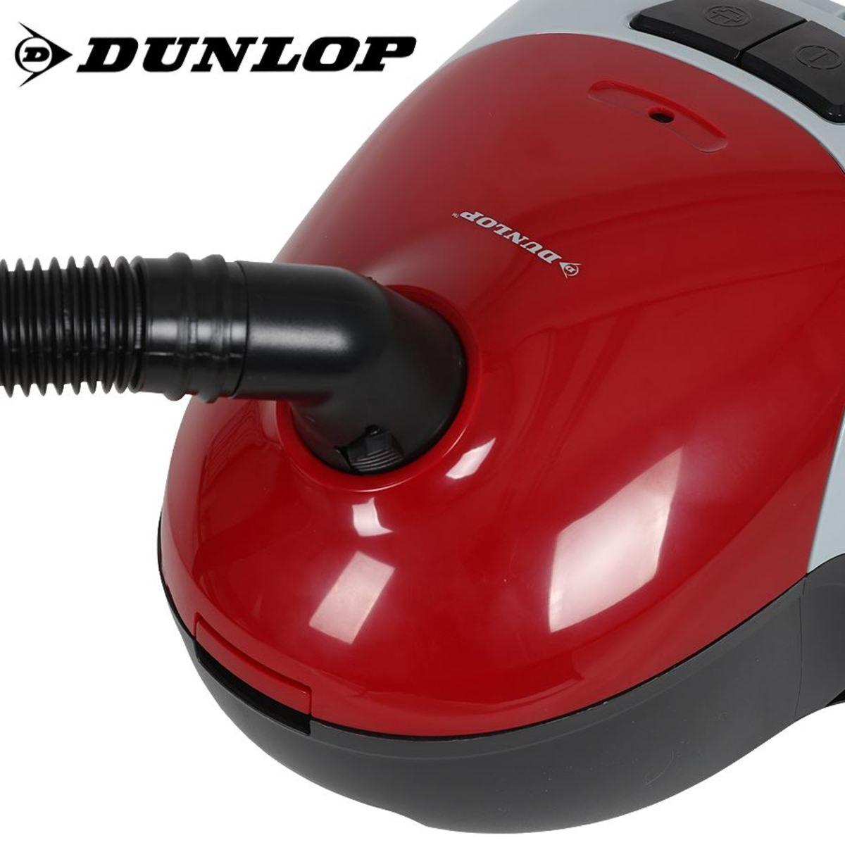 Bild 3 von Dunlop Beutel-Staubsauger VCH3002D-GS