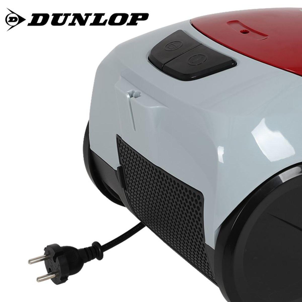 Bild 4 von Dunlop Beutel-Staubsauger VCH3002D-GS