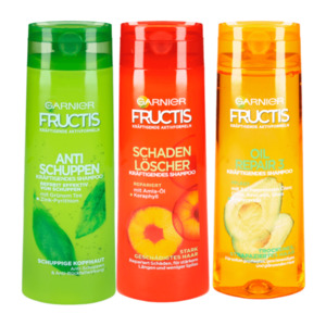 Garnier Fructis Spülung / Shampoo