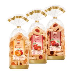 BISCOTTO     Frucht-Carrés