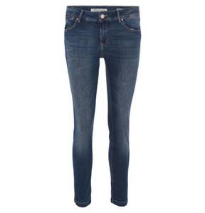 "mavi             Ankle Jeans ""Adriana Ankle"", Super Skinny, Seitenschlitz"