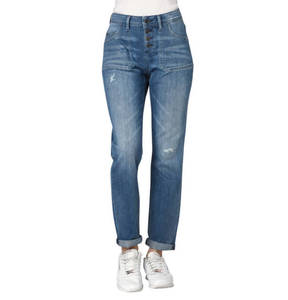 comma casual identity             Jeans, Relaxed Skinny Fit, Used Look