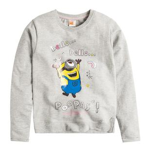 Kinder Sweatshirt für Mädchen Minions