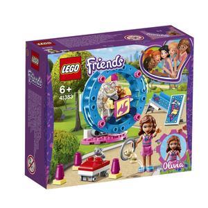 LEGO Friends 41383 Olivias Hamsterspielplatz