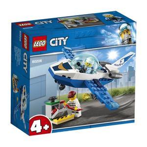 LEGO City 60206 Flugzeugpatrouille